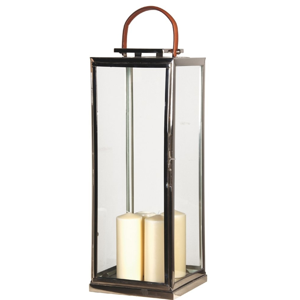 Outdoor Hurricane Lanterns Throughout Most Up To Date Extra Large Outdoor Lanterns (View 11 of 20)