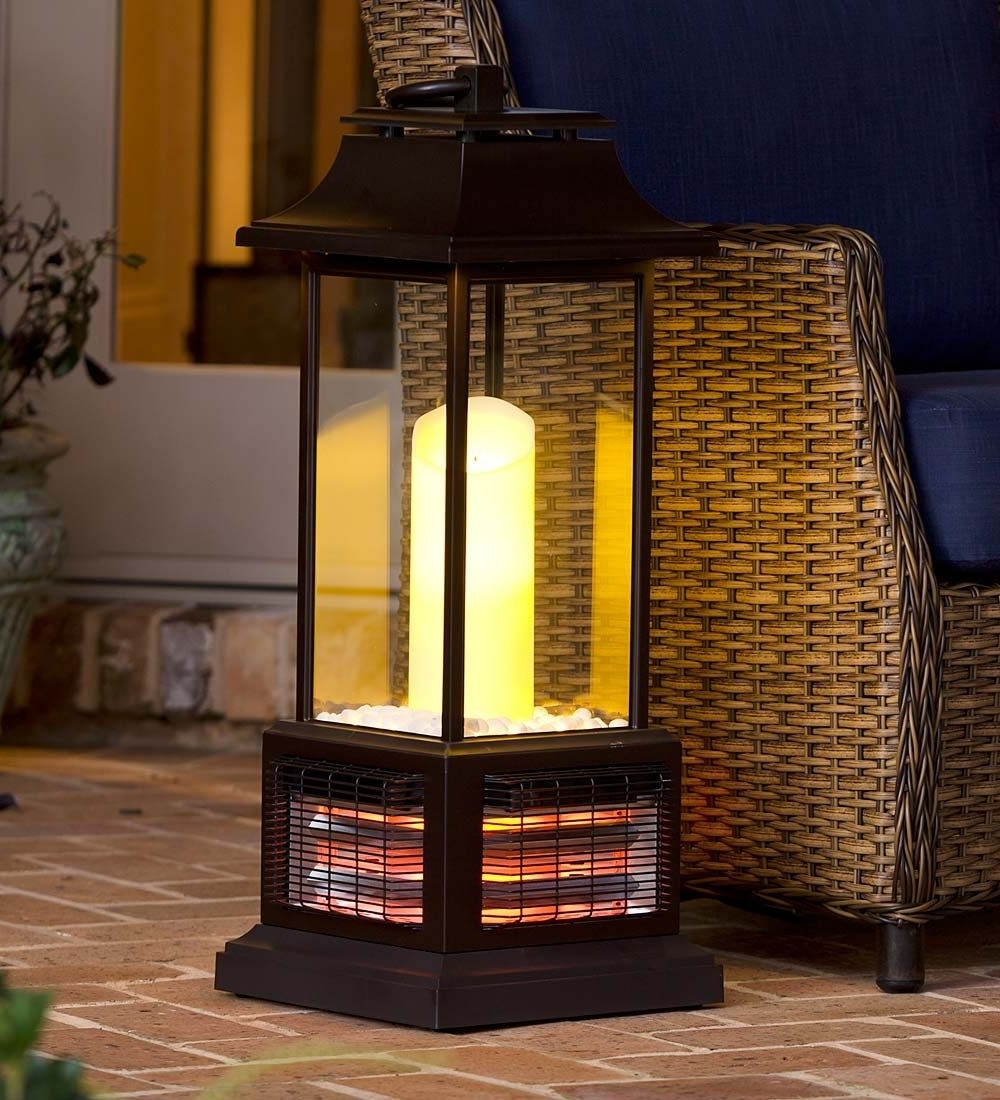 Outdoor Infrared Lantern Heater (View 5 of 20)
