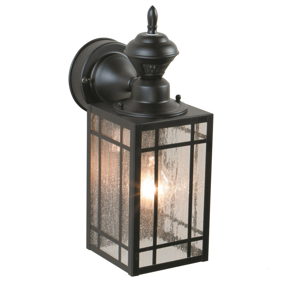 Outdoor Lanterns At Lowes With Regard To 2018 Solar Carriage Lights Luxury Solar Lights Lowes Shop Outdoor Wall (View 11 of 20)