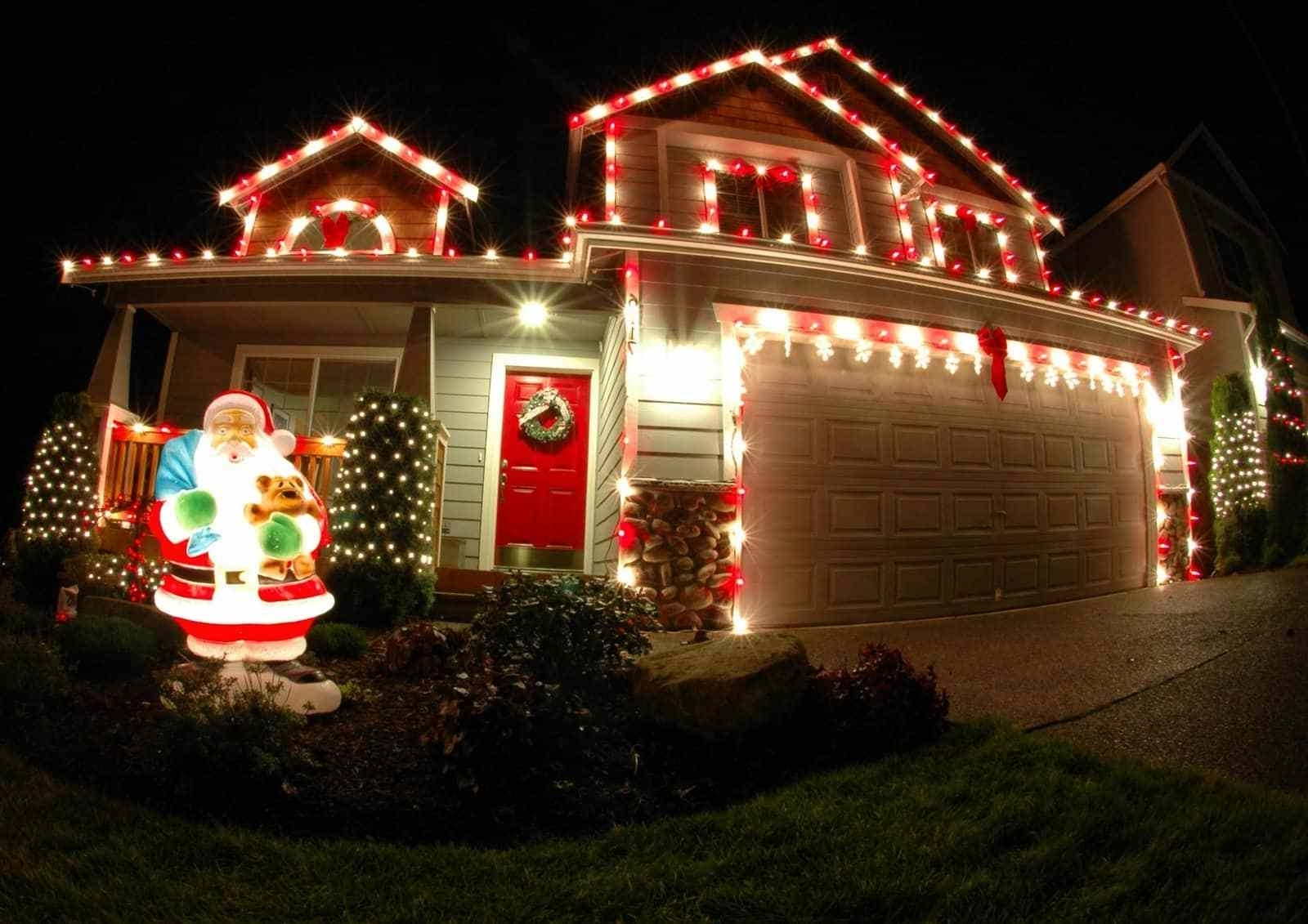 Outdoor Lanterns For Christmas Throughout Well Known Showy Lights Led Green Idea C Red Together With Ideas C Red Together (View 3 of 20)