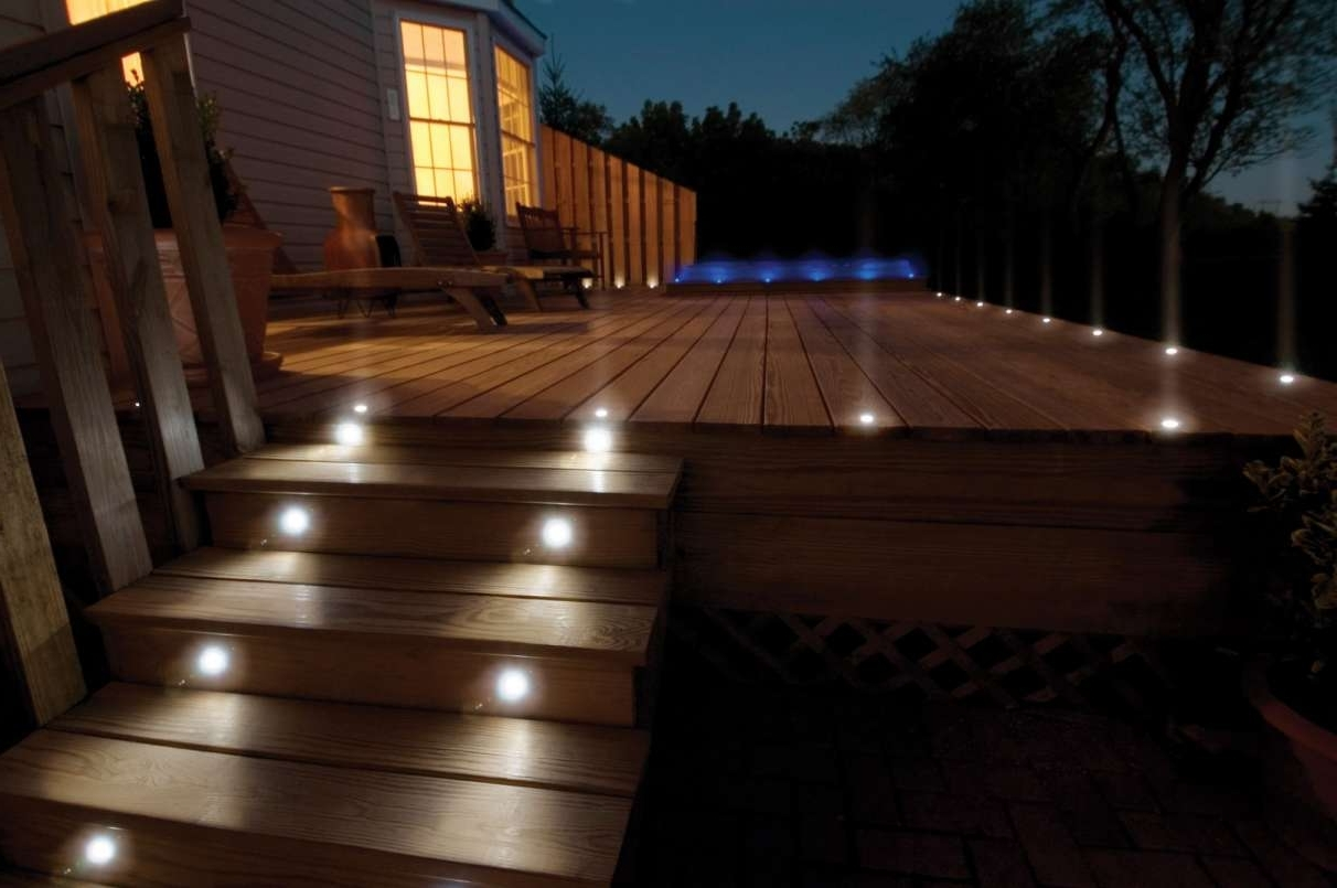 Outdoor Lanterns For Deck With Regard To Widely Used Outdoor Deck Lighting Ideas Pictures Lovely Outdoor Rope Lighting (Gallery 15 of 20)