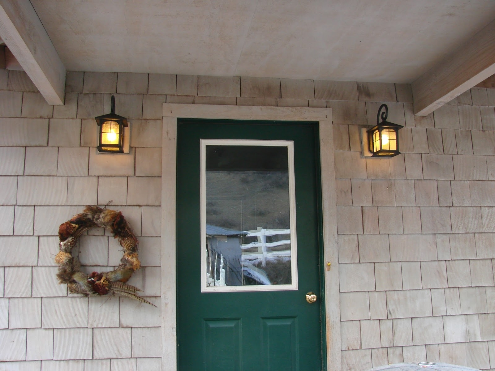 Outdoor Lanterns For Front Porch Throughout Most Recently Released Outdoor Porch Lights With Style And Good Taste — Front Porch Light (View 15 of 20)