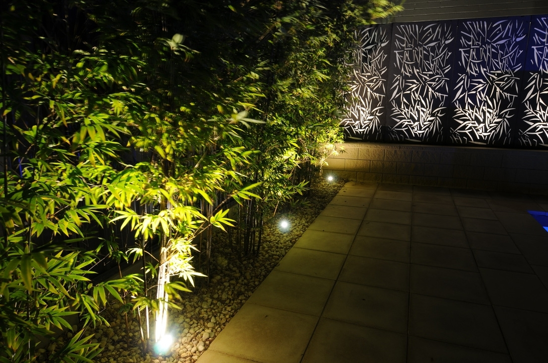 Outdoor Lanterns For Trees Throughout Most Up To Date Outdoor Lighting Design & Ideas – Led Outdoor – Bring Your Garden To (Gallery 18 of 20)