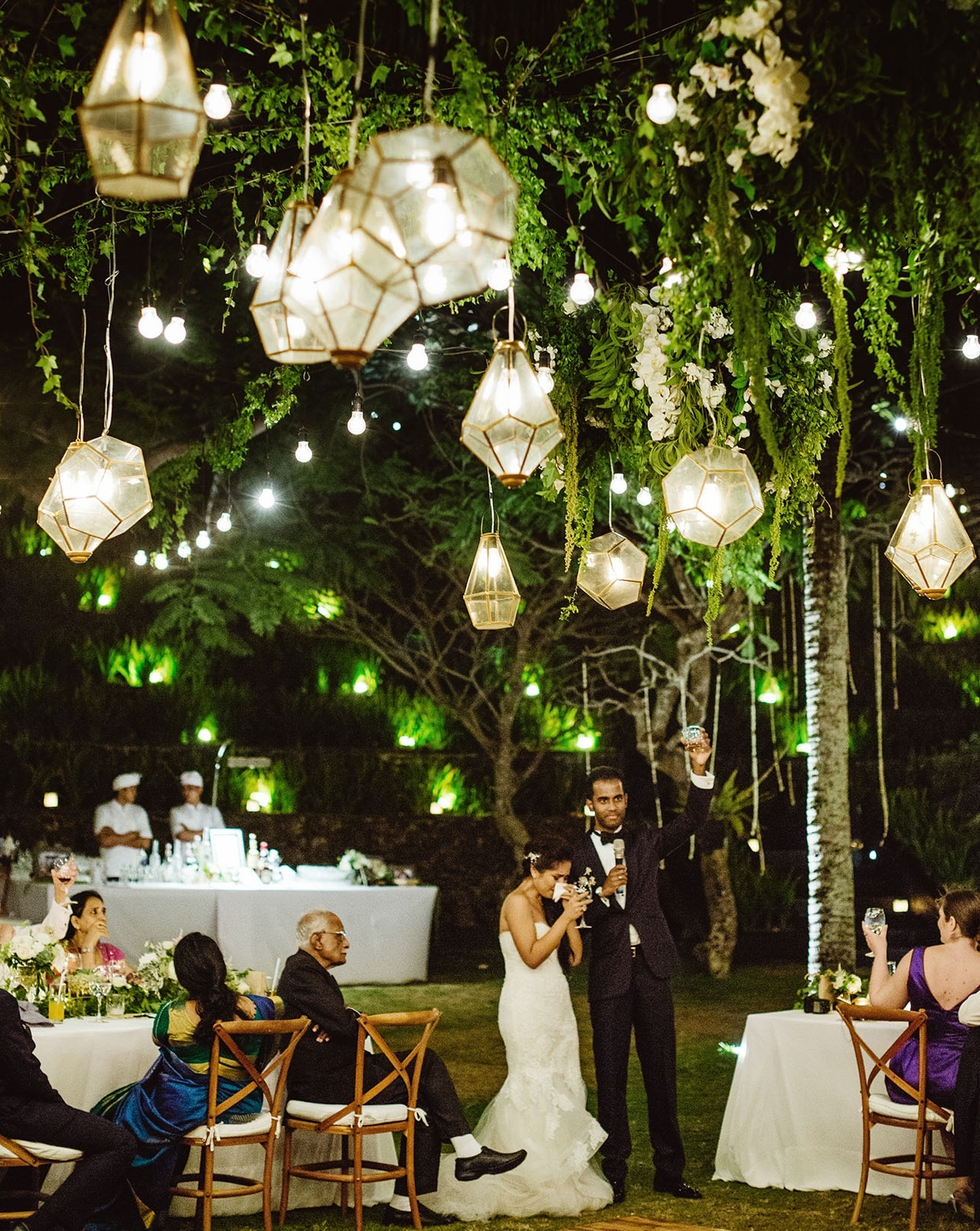 Outdoor Lanterns For Wedding Pertaining To Well Known Outdoor Wedding Lights Decorations – Outdoor Lighting Ideas (View 7 of 20)