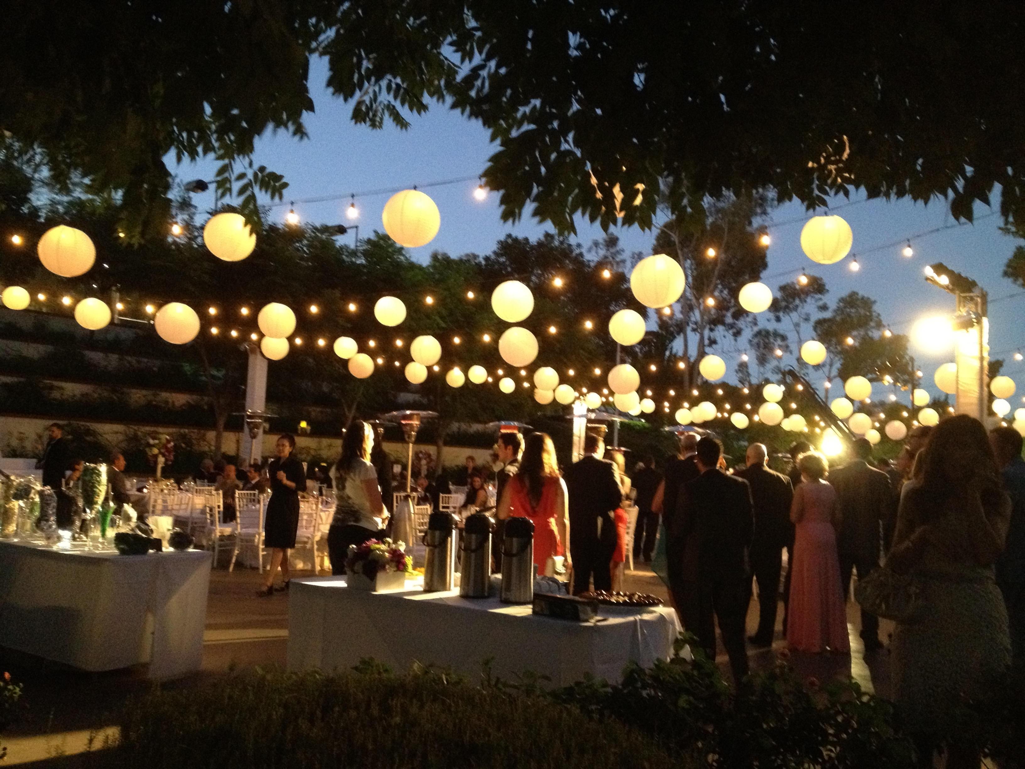 Outdoor Lanterns For Wedding Regarding Favorite Outdoor Lighting Wedding – Outdoor Lighting Ideas (View 10 of 20)