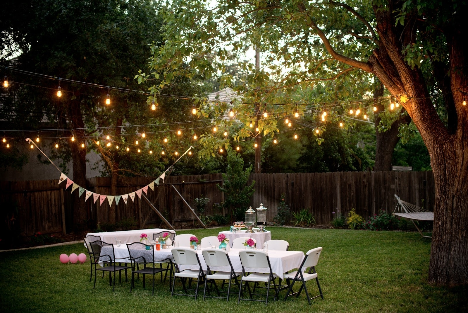 Outdoor Lanterns For Wedding Within Fashionable Cheap Outdoor Lights String Net Party Lighting Ideas For Weddings (View 11 of 20)
