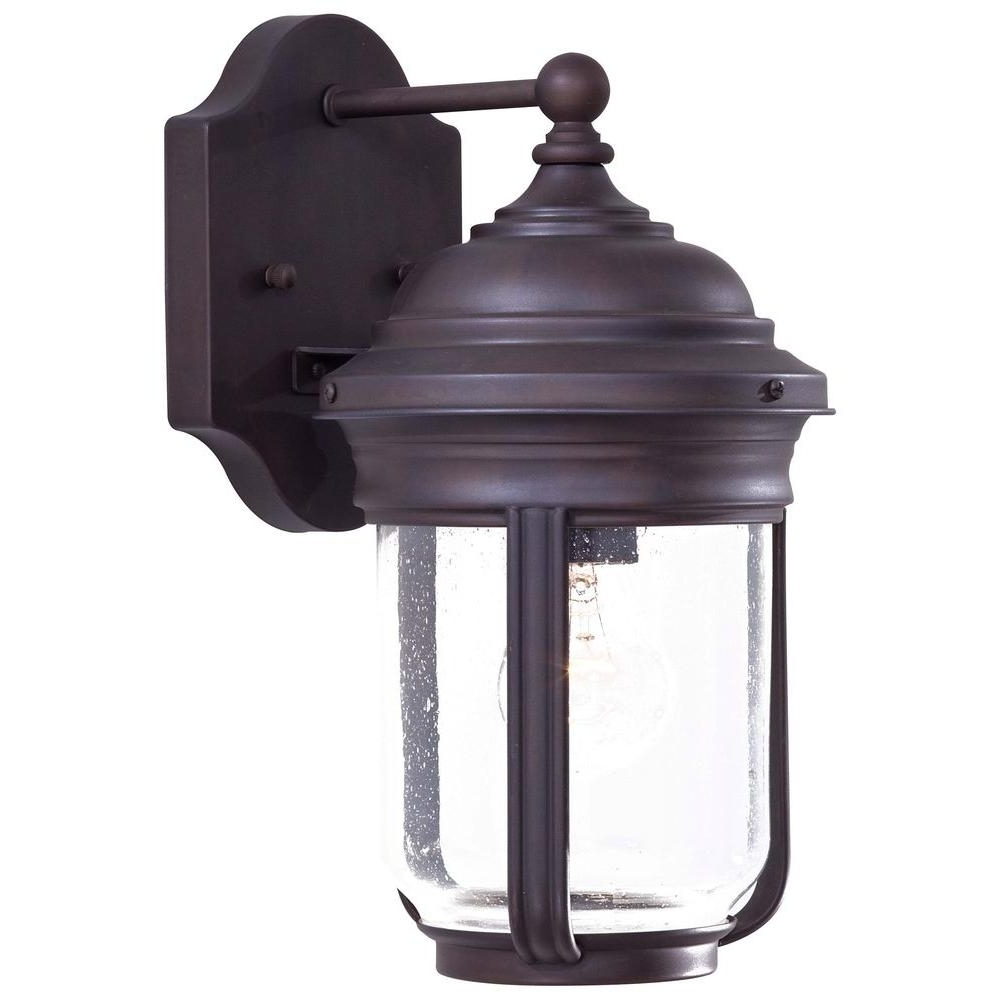 Outdoor Lanterns & Sconces – Outdoor Wall Mounted Lighting – The Throughout Current Vaughan Outdoor Lanterns (View 14 of 20)