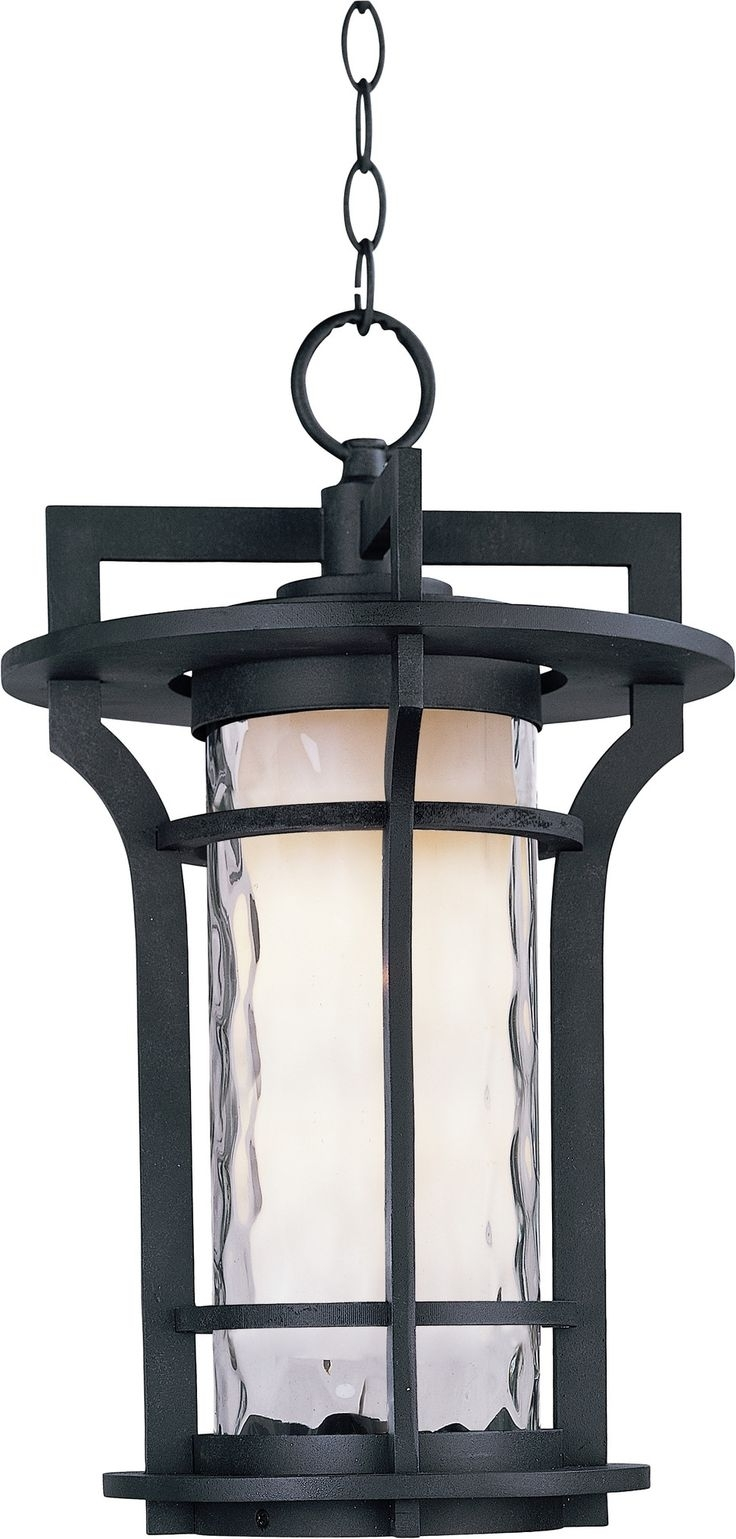 Outdoor Led Chandelier Front Porch Pendant Light Oversized Lanterns Pertaining To Well Liked Outdoor Oversized Lanterns (Gallery 6 of 20)
