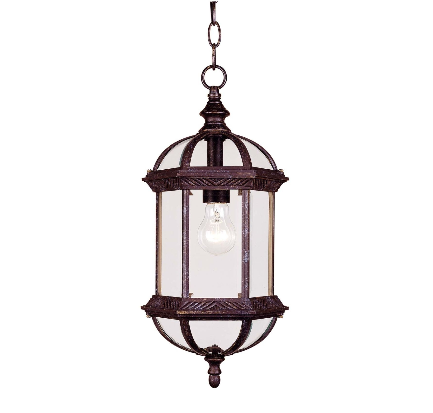 Outdoor Light : Glamorous Rustic Outdoor Pole Lighting , Rustic Throughout Favorite Outdoor Pole Lanterns (Gallery 1 of 20)