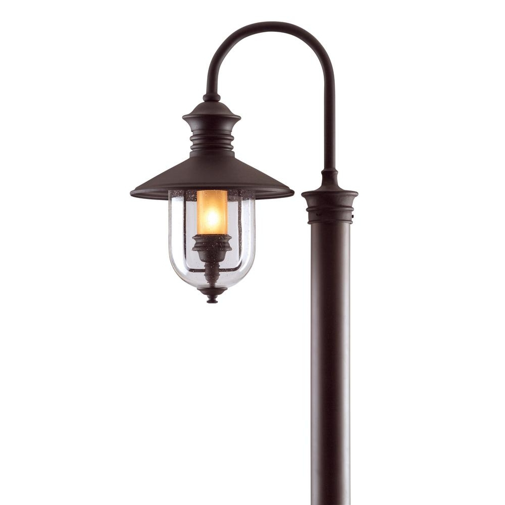 Outdoor Lighting Post Lamps – Outdoor Lighting Ideas Inside Current Outdoor Lanterns On Post (View 16 of 20)