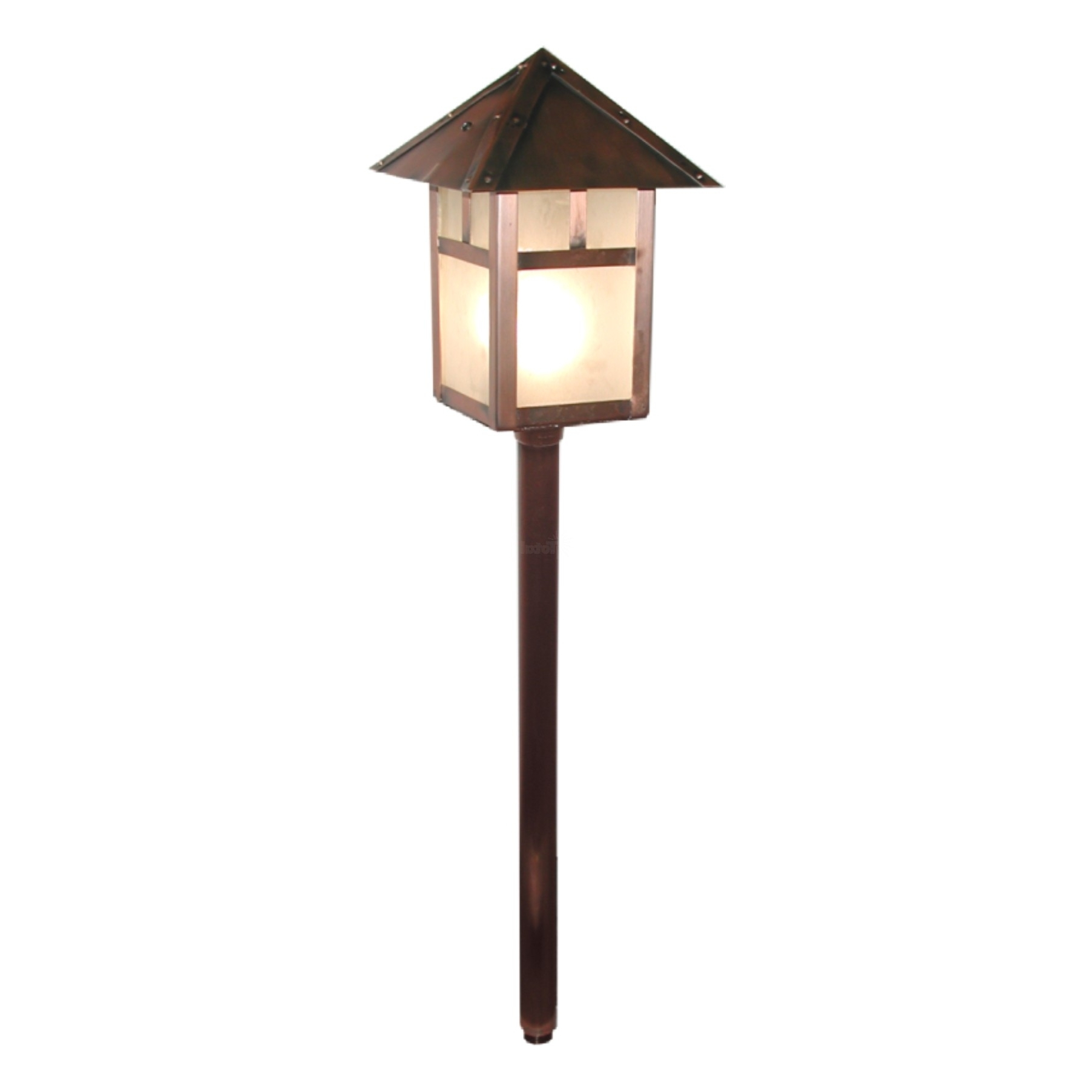 Outdoor Low Voltage Lanterns Intended For Well Known Landscape Lighting Low Voltage Lantern Path Light, Low Voltage (View 15 of 20)