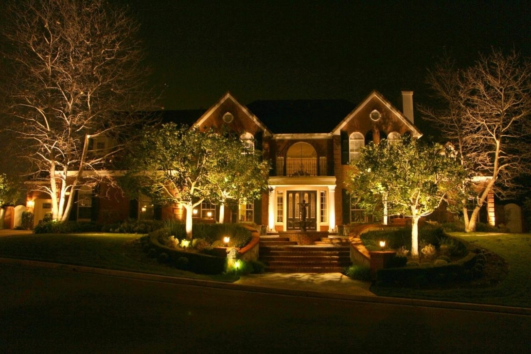 Outdoor Low Voltage Lanterns Pertaining To Most Recently Released Led Outdoor Landscape Lighting Best Of Light Design Terrific Lights (View 10 of 20)