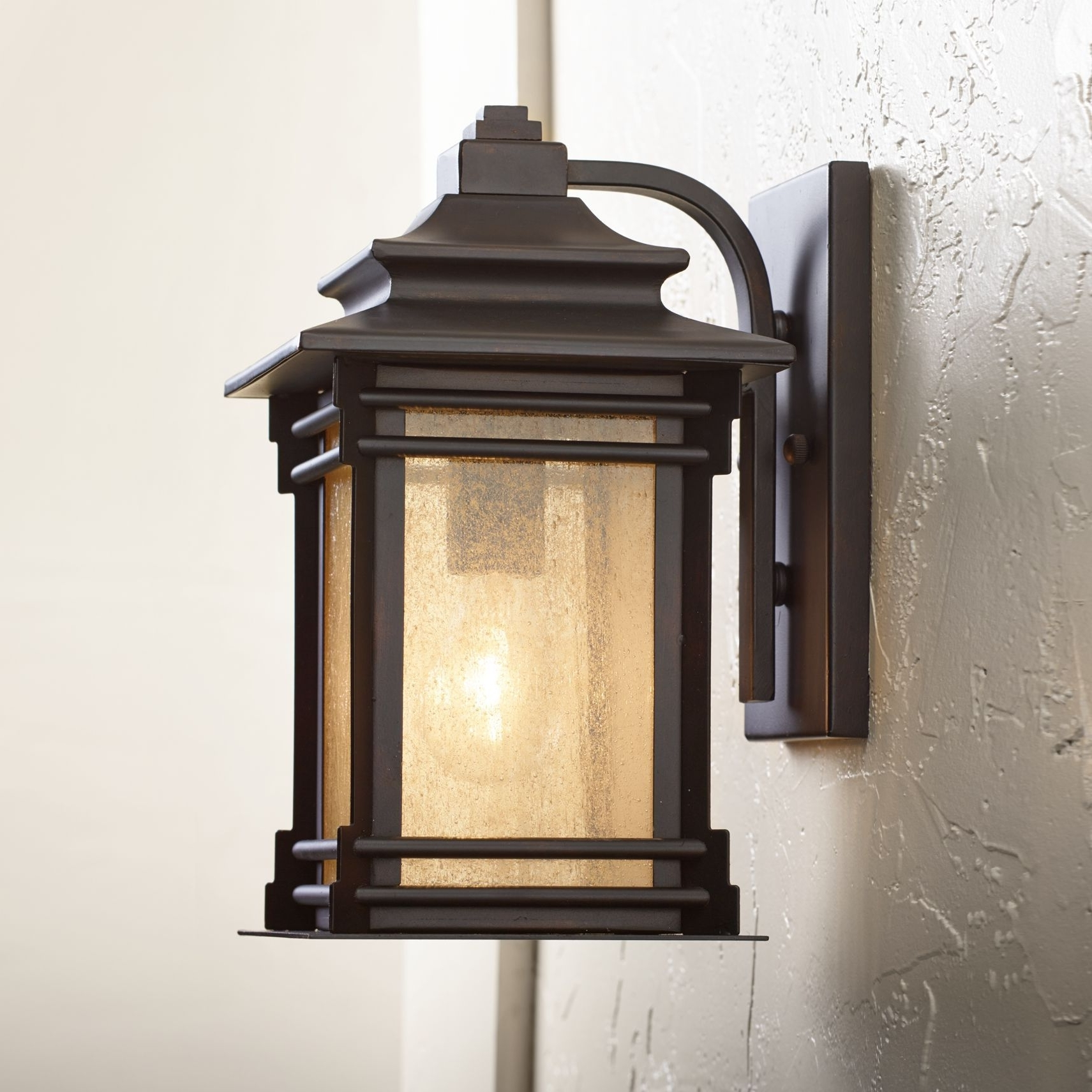Outdoor: Lowes Motion Detector Outdoor Lights Lowes Outdoor Flood Throughout Most Recently Released Outdoor Lanterns At Lowes (View 14 of 20)