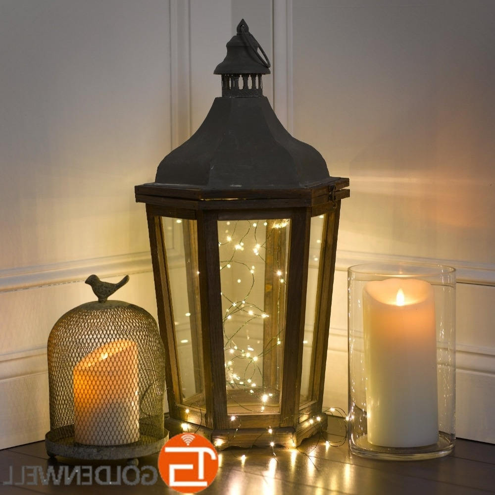 Outdoor Luminara Lanterns Inside Preferred Outdoor Luminara Candles With Remote – Image Antique And Candle (View 3 of 20)