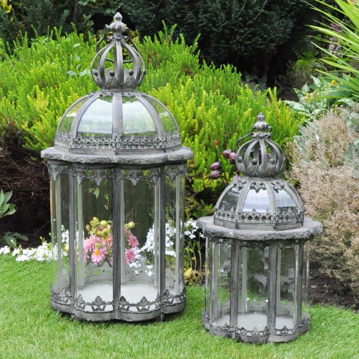 Outdoor Oriental Lanterns Inside 2019 Japanese Stone Lamp (View 11 of 20)