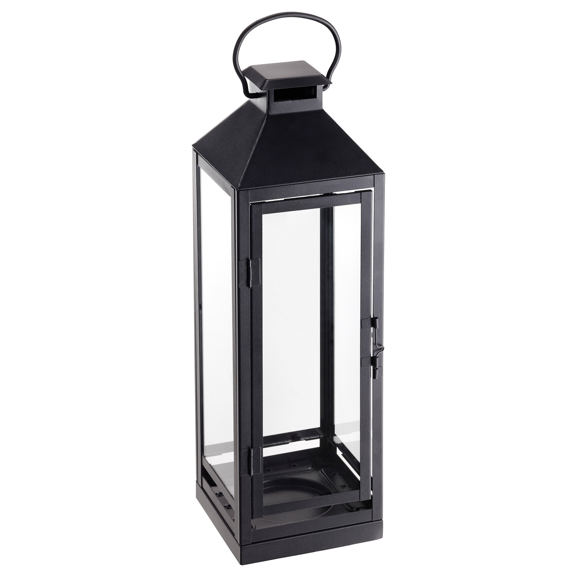 Outdoor Oversized Lanterns Intended For Most Current Lanterns & Candle Lanterns – Ikea (View 7 of 20)