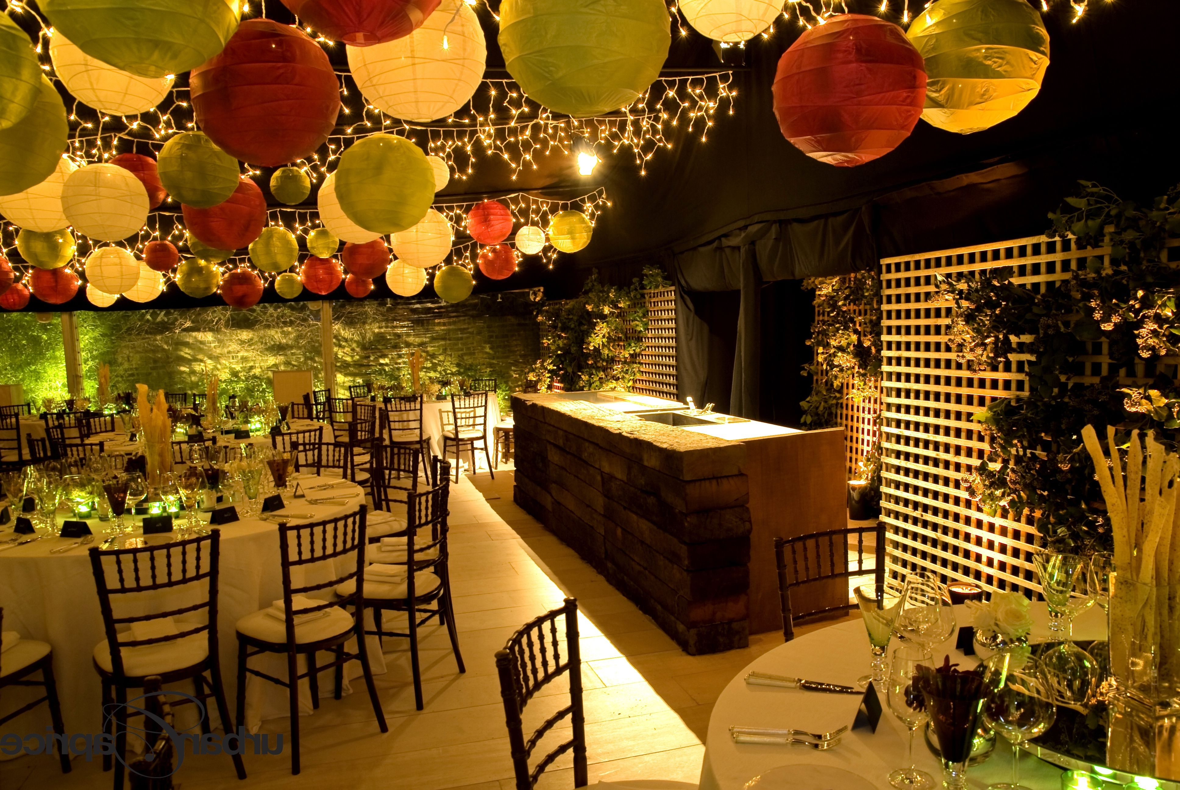 Outdoor Parties With Outdoor Lanterns For Parties (Gallery 2 of 20)