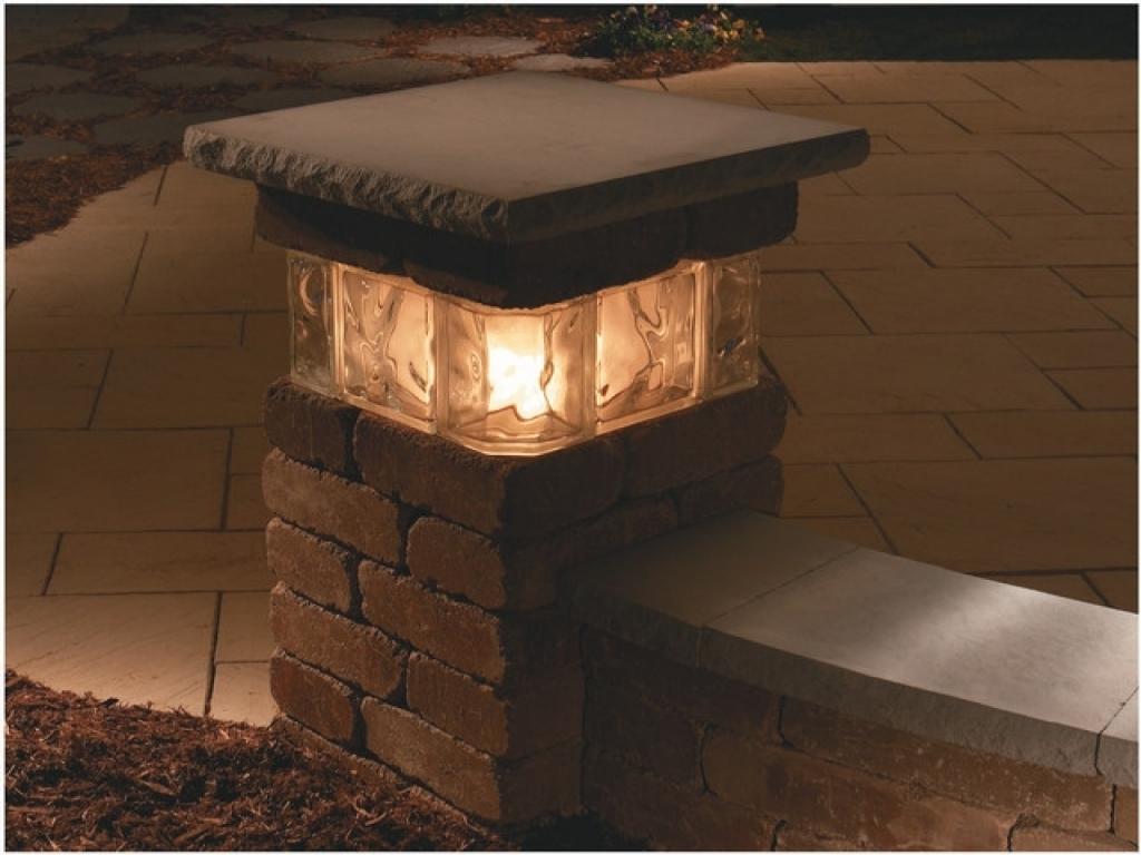 Featured Photo of Outdoor Pillar Lanterns