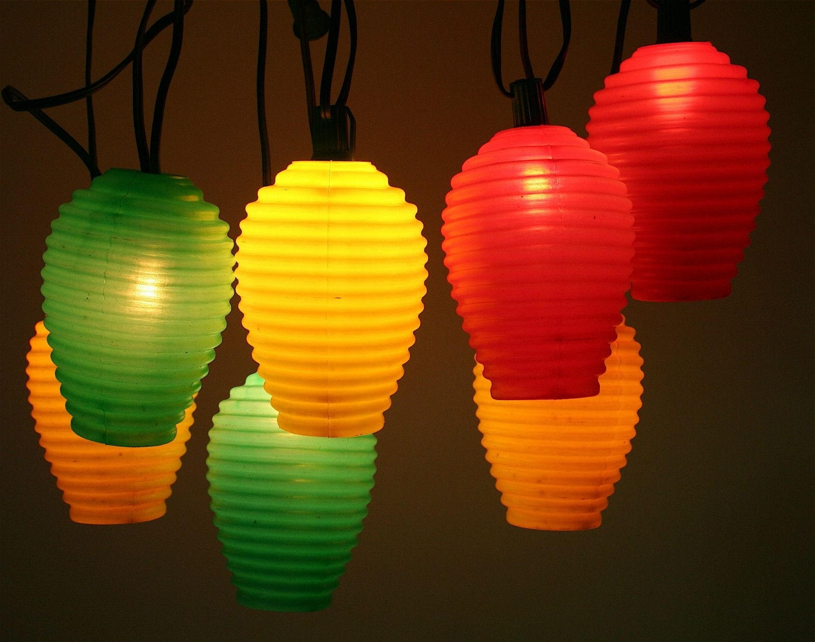 Outdoor Plastic Lanterns Pertaining To Most Recently Released Plastic Lanterns Outdoor Lights Camper Tiki Mold Blowmold Pinterest (Gallery 1 of 20)