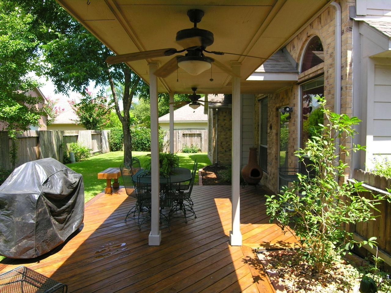 Outdoor Porch Ceiling Fans With Lights Inch Fan Door Ideas Hunter Pertaining To Most Up To Date Outdoor Ceiling Fans For Decks (View 13 of 20)