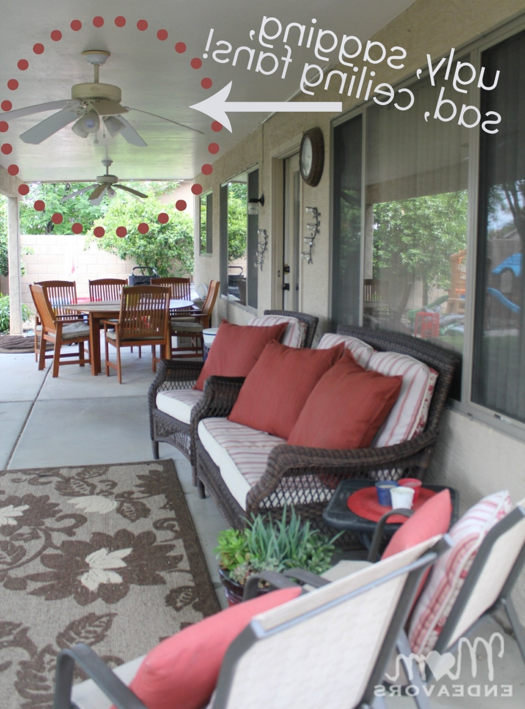 Outdoor Porch Ceiling Fans With Lights Intended For Widely Used Exterior: Porch Fans Outdoor Best Of Fan Patio Kemist Orbitalshow (View 15 of 20)