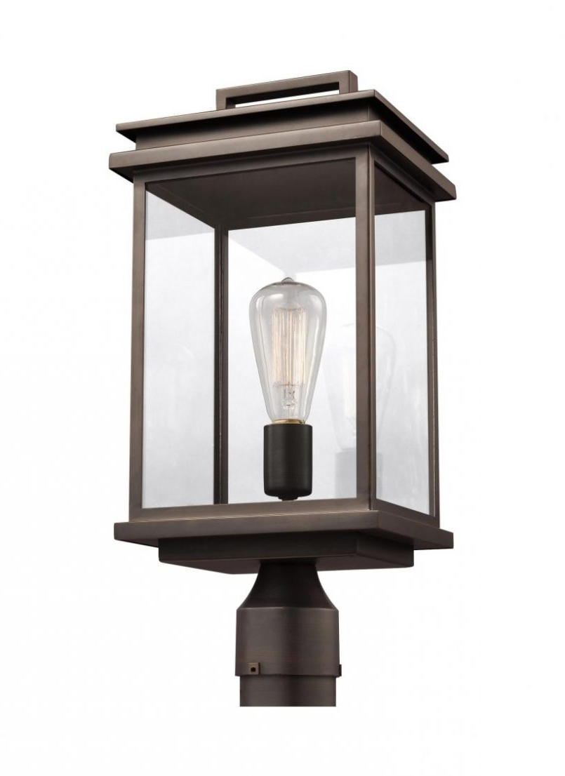 Outdoor Post Lanterns Throughout Current Home Lamp Post Decorative Lamp Post Lights Lamp Post Shade Large (View 14 of 20)