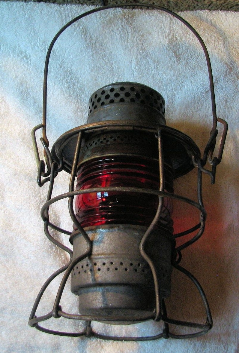 Outdoor Railroad Lanterns Intended For 2019 Old Railroad Lanterns (View 20 of 20)