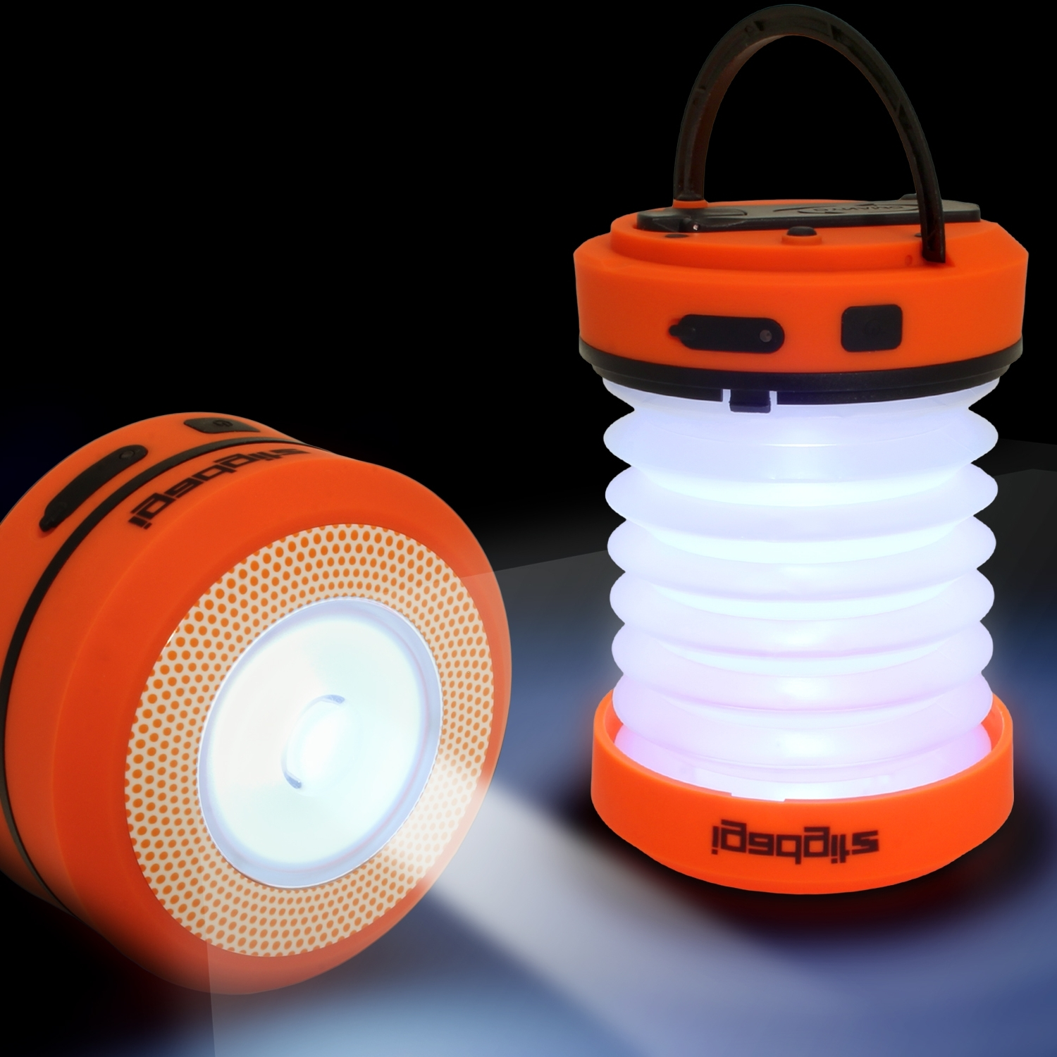 Outdoor Rechargeable Lanterns Inside Latest Collapsible Led Camping Lantern Torch Crank Rechargeable Outdoor (View 9 of 20)