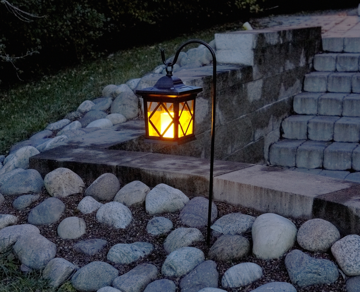 Outdoor Solar Lanterns Diy Outdoor Solar Lights Lattenene, Solar In Most Up To Date Outdoor Solar Lanterns (Gallery 20 of 20)