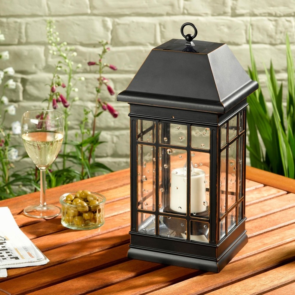 Outdoor Solar Lanterns Intended For Current Seville Solar Lantern (Gallery 5 of 20)