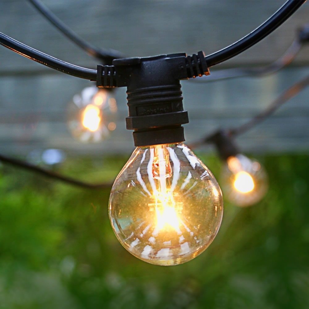 Outdoor String Patio Lights Led – Outdoor Lighting Ideas Within Newest Outdoor Rope Lanterns (View 19 of 20)