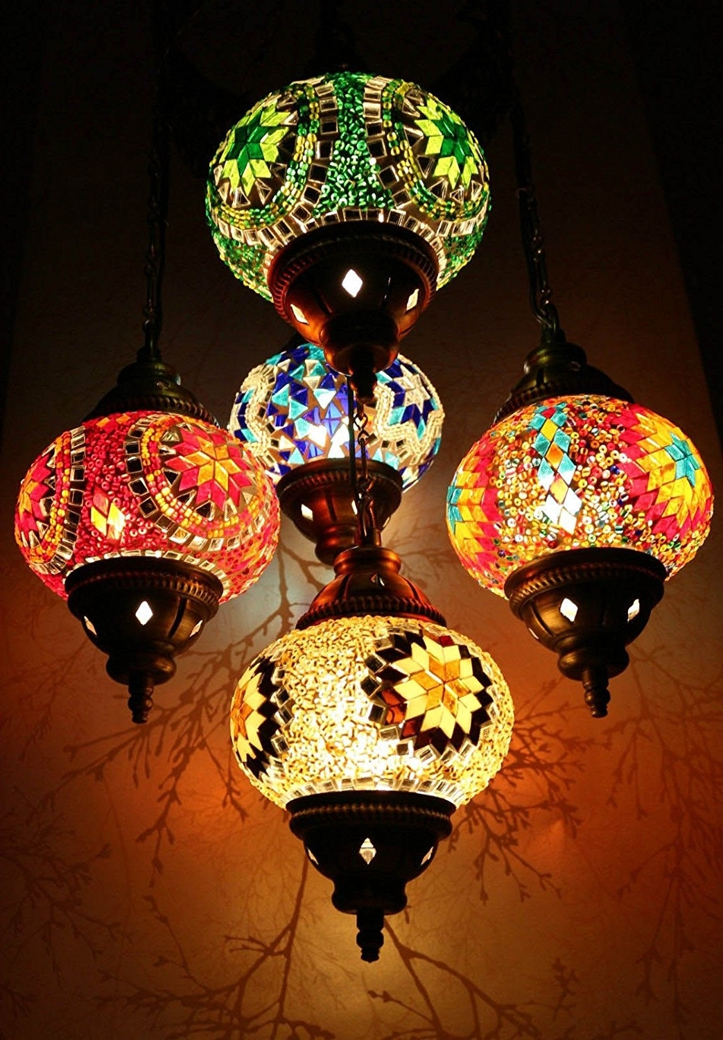 Outdoor Turkish Lanterns Within Current Moroccan Home Decor Ideasdecor Snob (Gallery 4 of 20)
