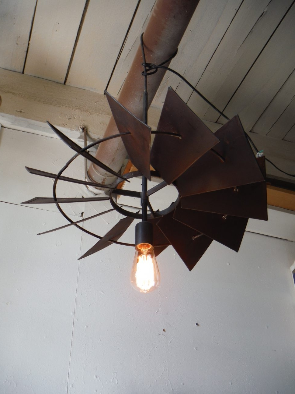 Outdoor Windmill Ceiling Fans With Light Regarding 2019 Windmill Ceiling Fan With Light Kit Great Outdoor Ceiling Fan With (View 3 of 20)