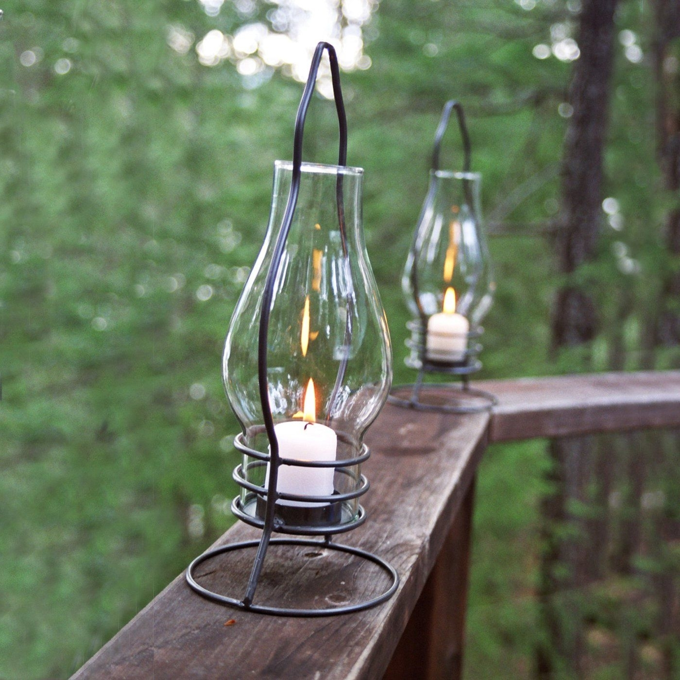 Pangaea Home And Garden Fm C2350 Iron Outdoor Table Lantern #themine Regarding 2019 Outdoor Table Lanterns (View 11 of 20)