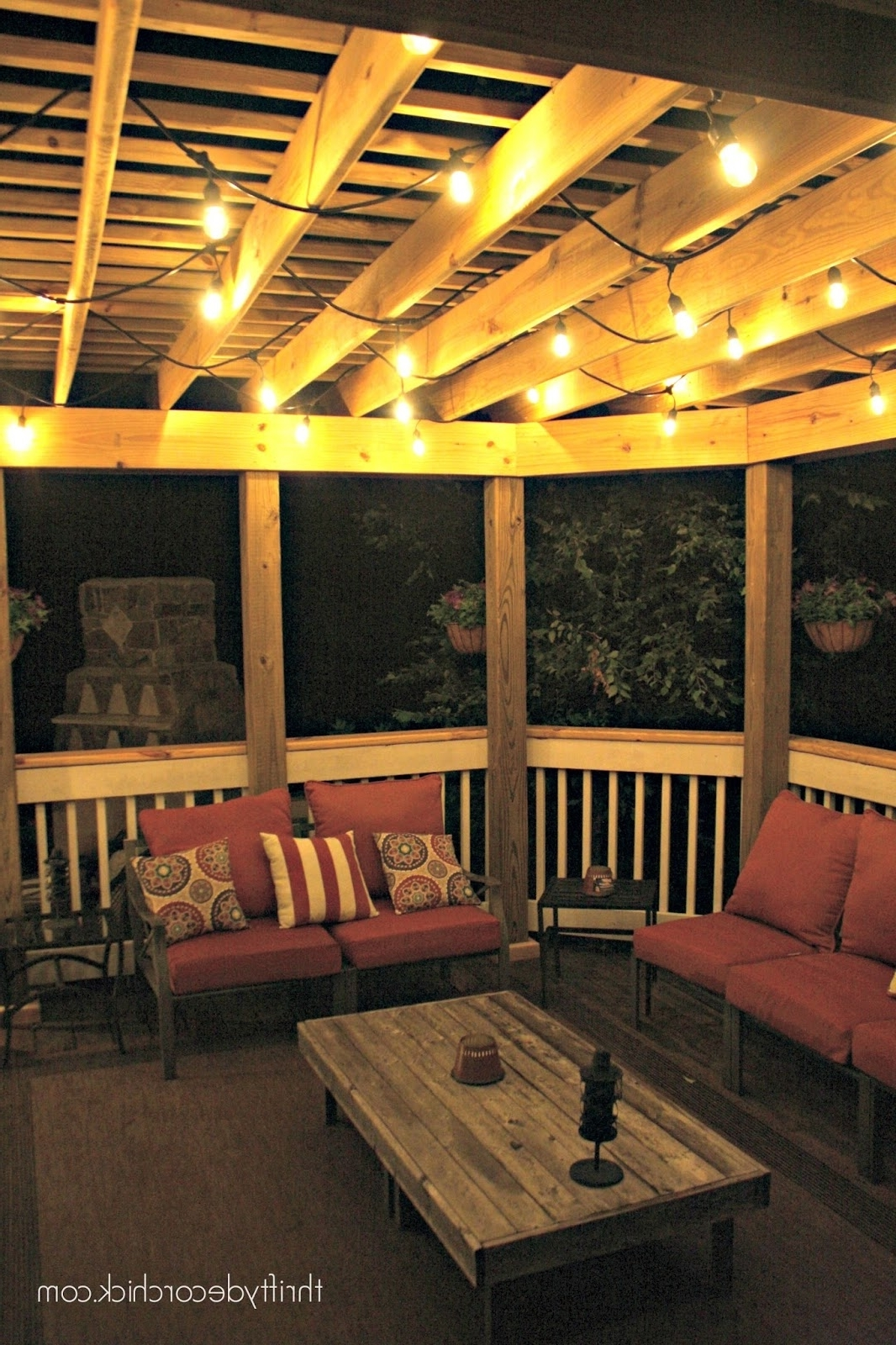 Pergola Design Ideas Lights For Pergola Best Outdoor Lights Pergola In Most Current Outdoor Ceiling Fans For Pergola (View 16 of 20)