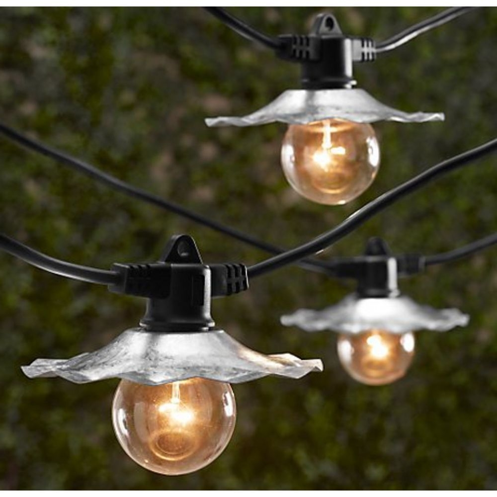 Plush And Gdealer Lantern Solar String Lights Ft Led Fing Waterproof For Famous Outdoor String Lanterns (View 17 of 20)