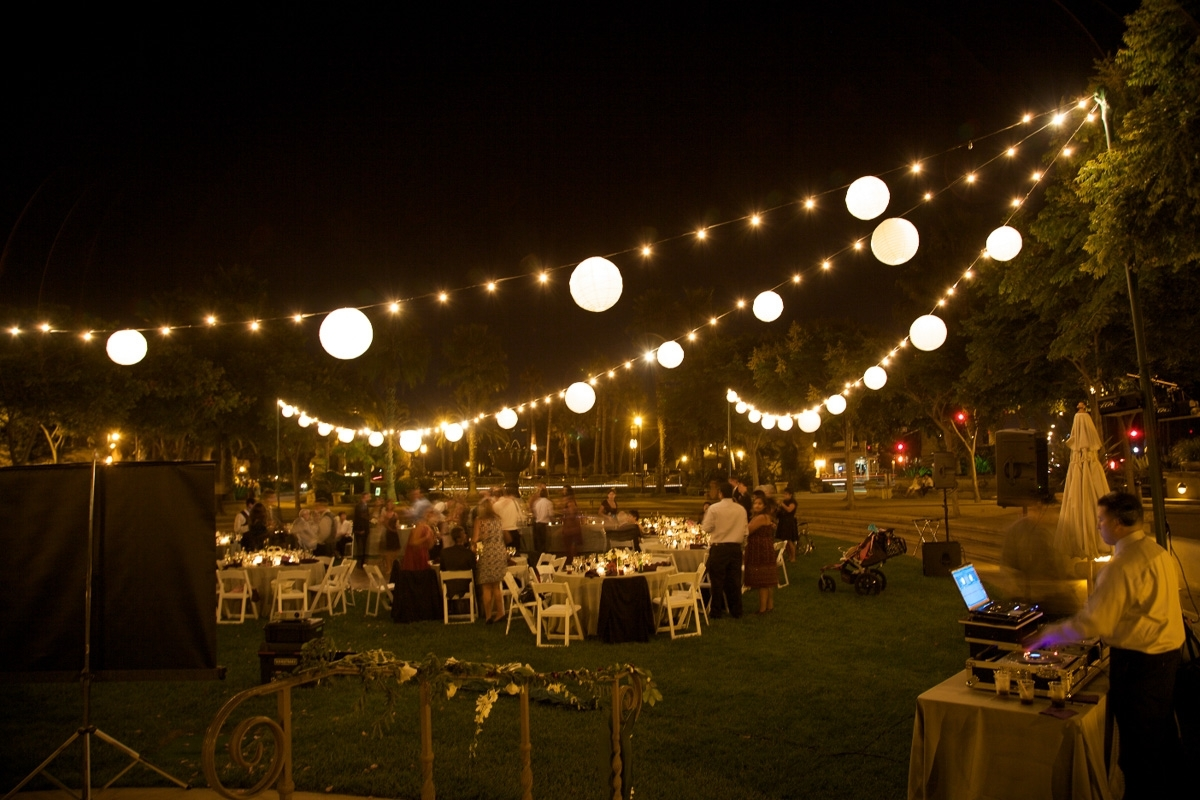 Poles For Outdoor String Lights With Plus Together As Well And Pertaining To Recent Outdoor String Lanterns (Gallery 5 of 20)