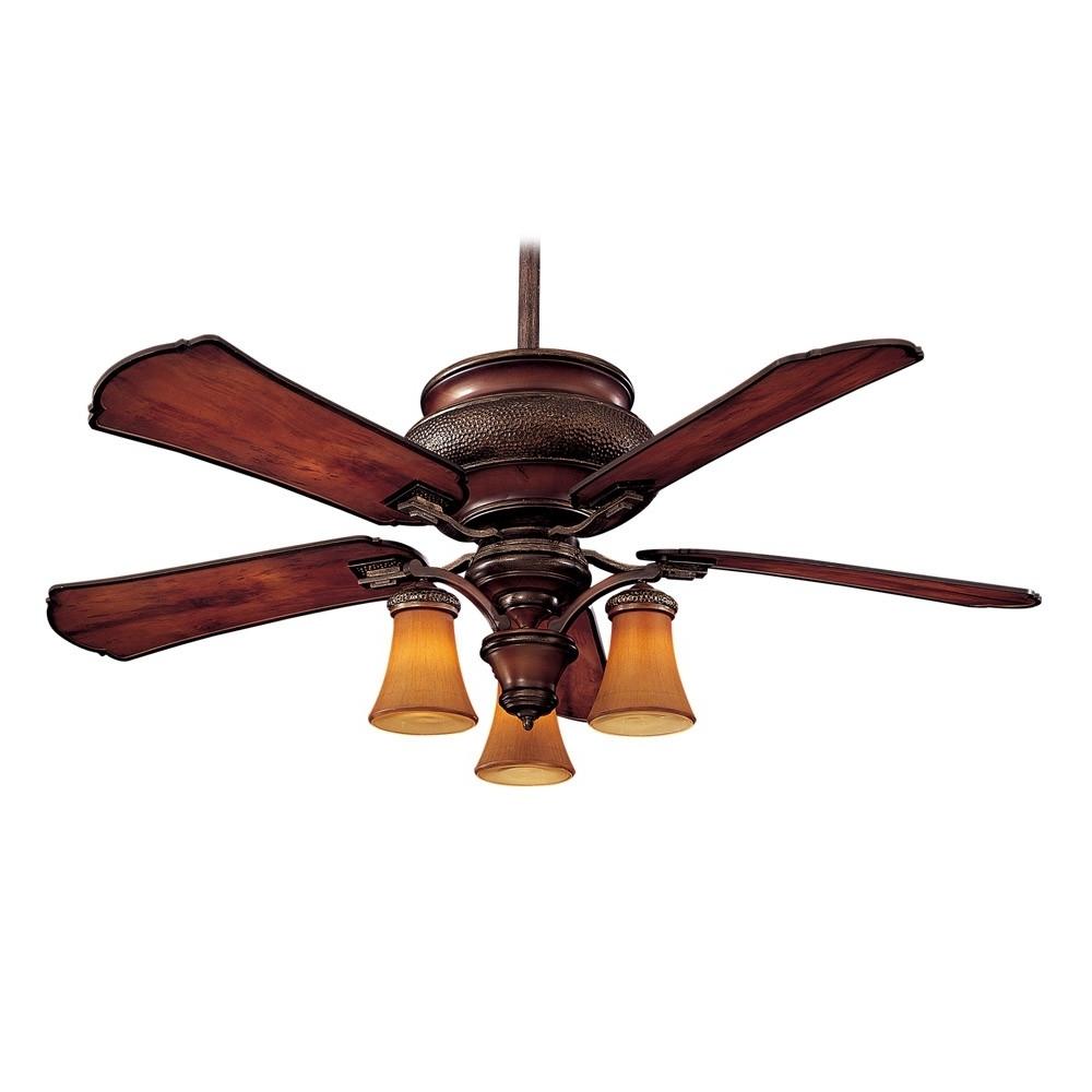 "Popular 52"" Craftsman Ceiling Fan F840 Cfminka Aire Fans Within Craftsman Outdoor Ceiling Fans (View 2 of 20)"