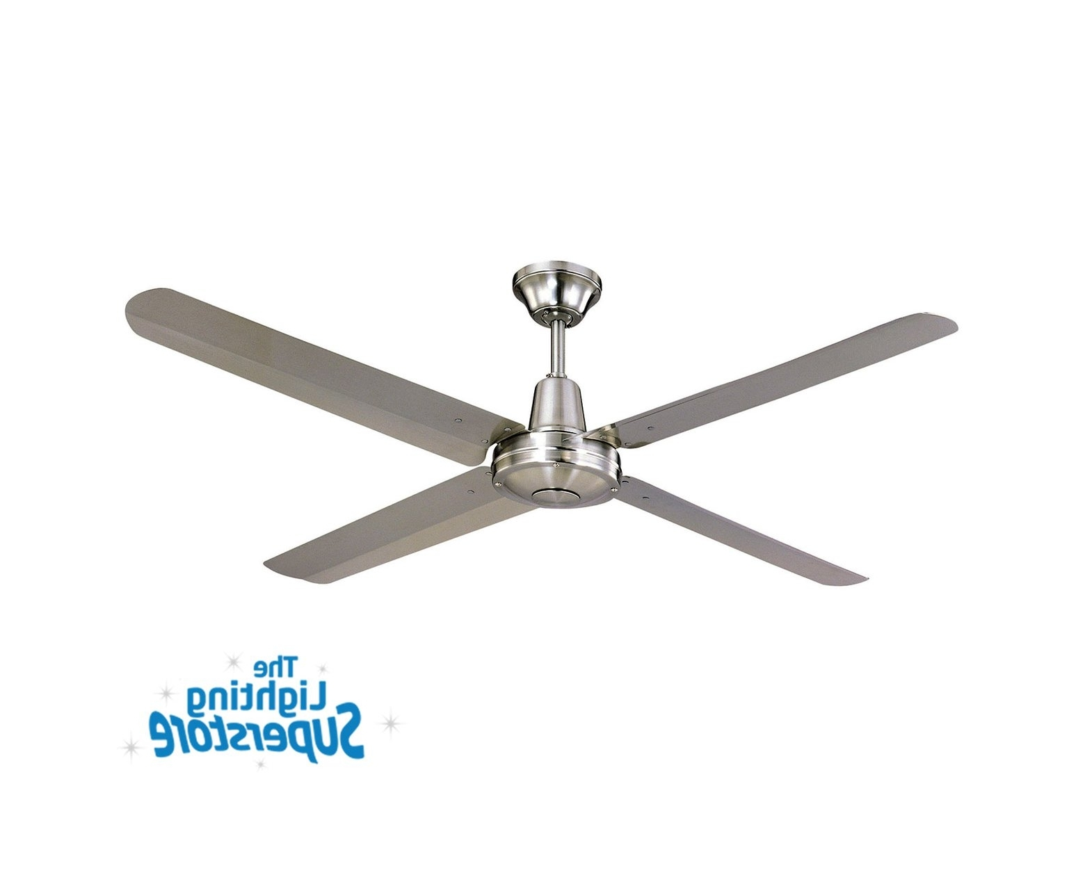 """Popular 52"""" Typhoon 316 Stainless Steel – Outdoor Ceiling Fans Pertaining To Hurricane Outdoor Ceiling Fans (View 6 of 20)"""