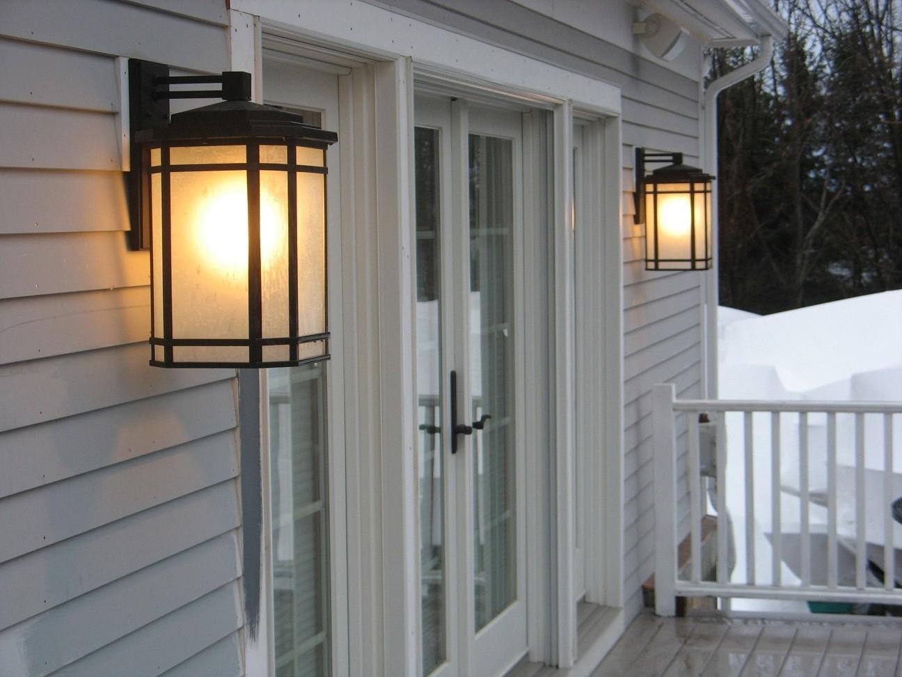 Popular Large Outdoor Wall Lanterns Regarding Astounding Large Outdoor Light Fixtures Outdoor Wall Lighting (View 16 of 20)