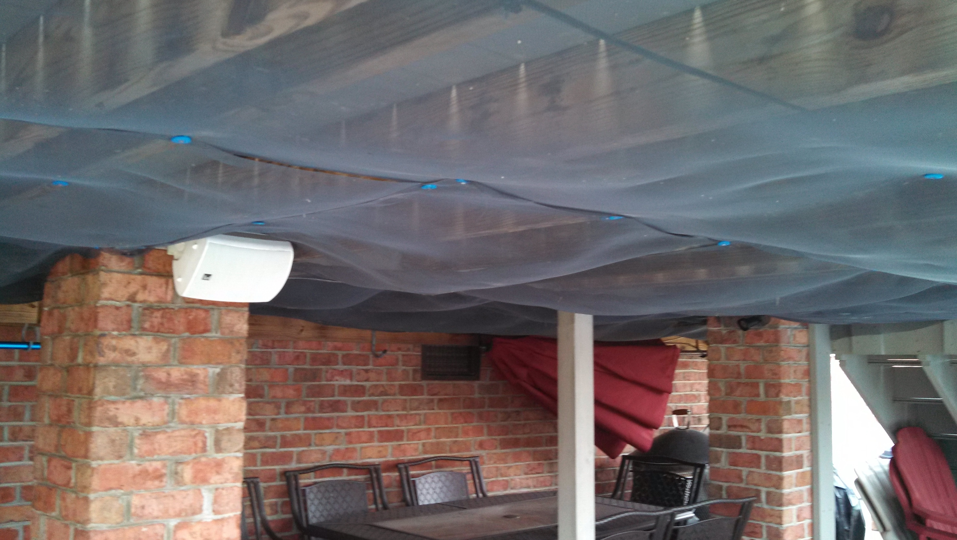 Popular Outdoor Ceiling Fan Under Deck For Under Deck Ceiling Waterproof (View 14 of 20)
