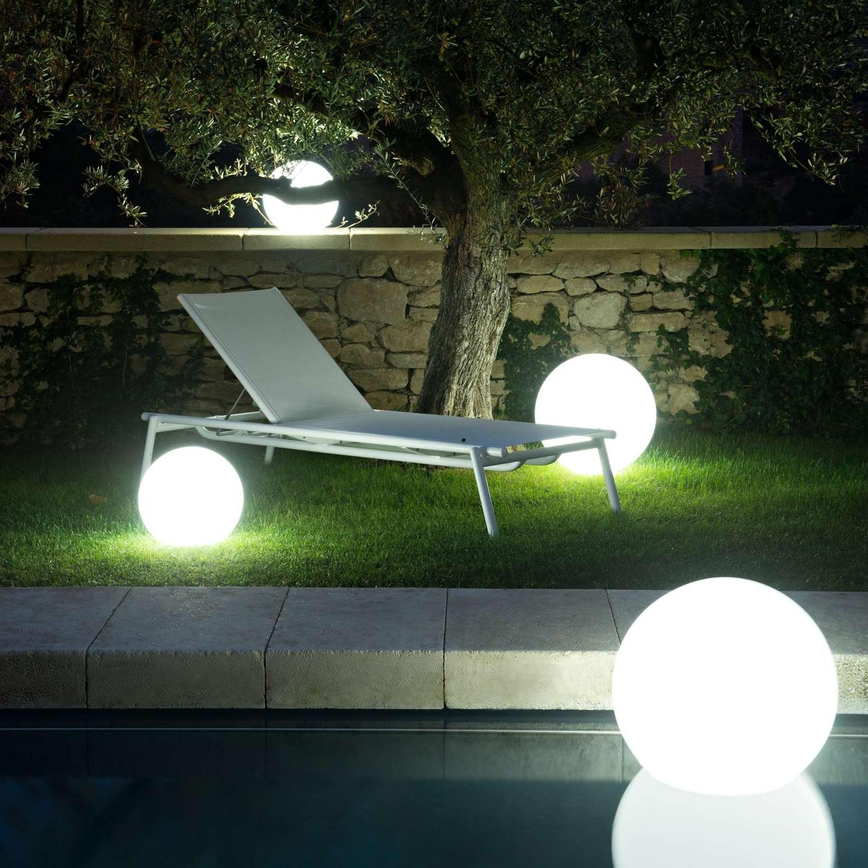 20 Photos Outdoor Globe Lanterns