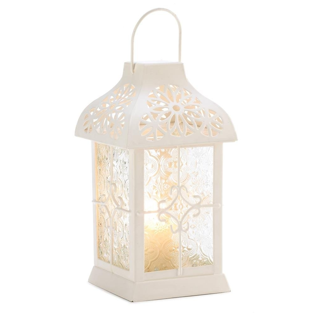 Popular Outdoor Lanterns, Daisy Gazebo Metal Decorative Floor Patio Lantern Regarding Outdoor Gazebo Lanterns (View 9 of 20)