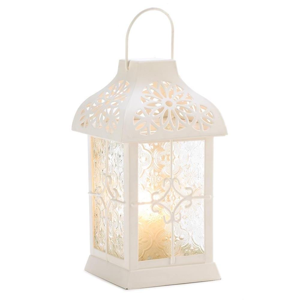 Popular Outdoor Lanterns, Daisy Gazebo Metal Decorative Floor Patio Lantern Regarding Outdoor Gazebo Lanterns (View 16 of 20)