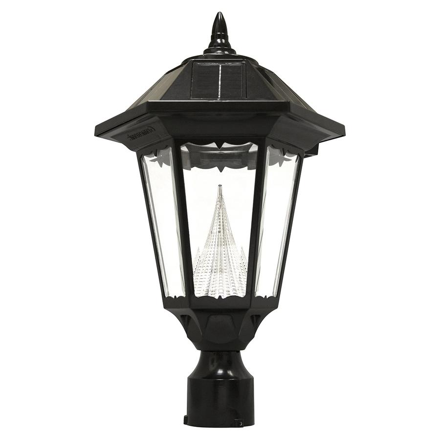 Popular Outdoor Lanterns For Pillars Regarding Shop Outdoor Lighting At Lowes (View 18 of 20)
