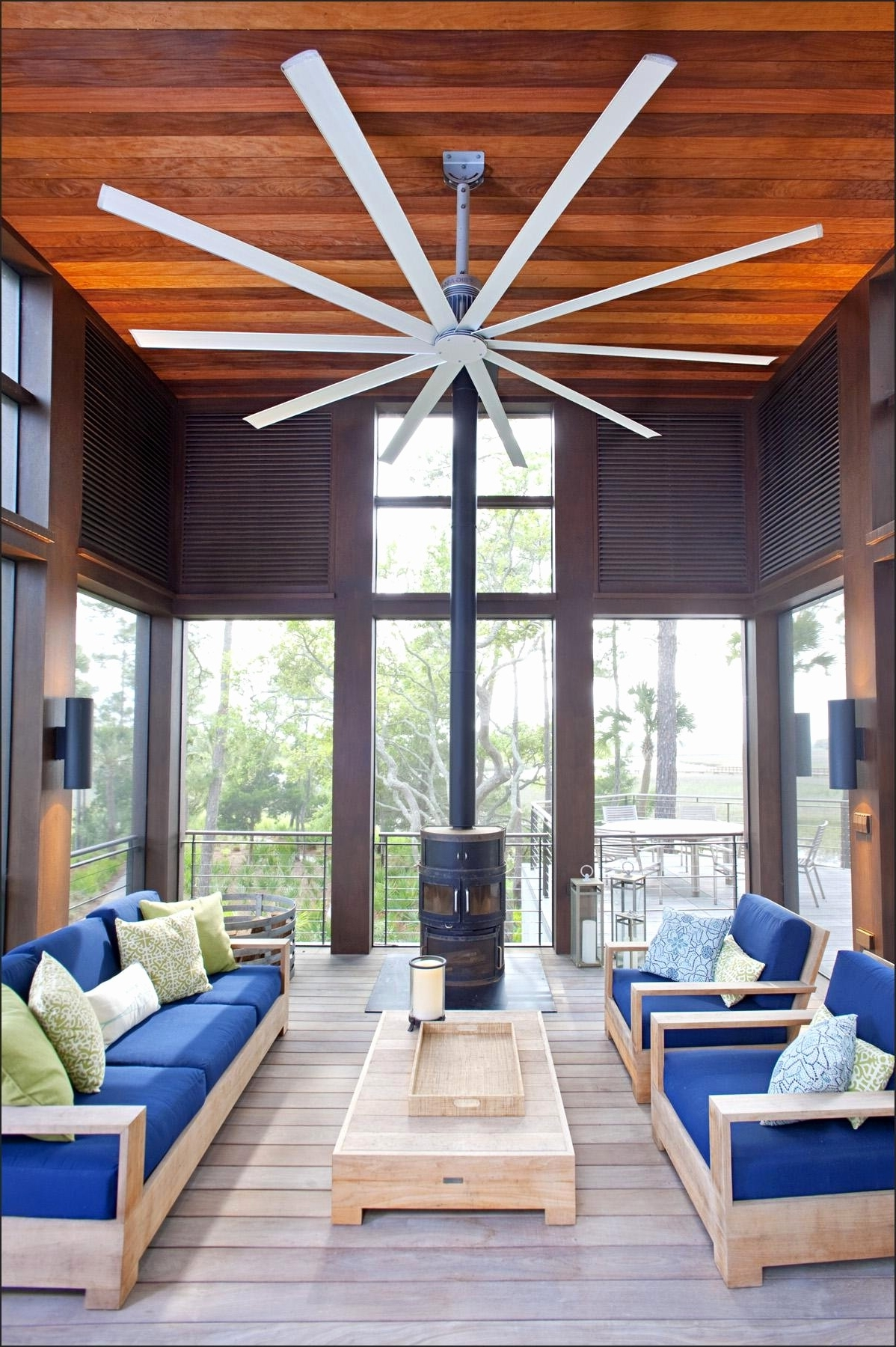 Popular Water Misters For Patios Best Of 50 Awesome Outdoor Ceiling Fans Pertaining To Outdoor Ceiling Fans With Misters (View 11 of 20)