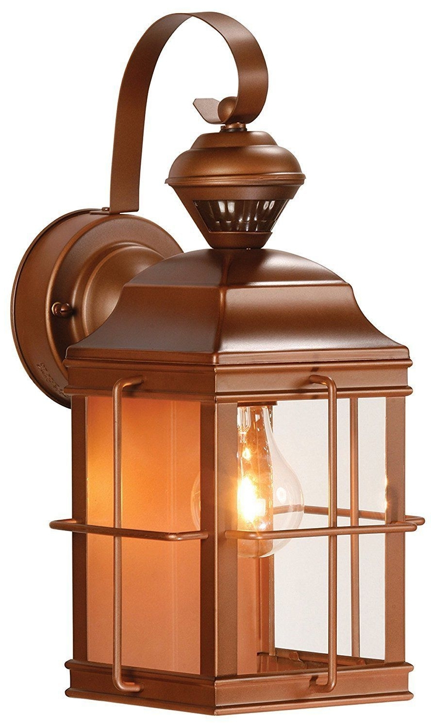 Porch Lantern Lamp Patio Lighting Bronze Wall Light Outdoor Weather With Regard To Most Popular Outdoor Weather Resistant Lanterns (View 5 of 20)