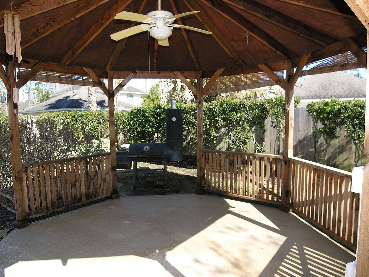 Preferred 13510 Missarah – $274,500 Updated Home, Hardwood Flooring Inside Outdoor Ceiling Fans For Gazebos (View 17 of 20)
