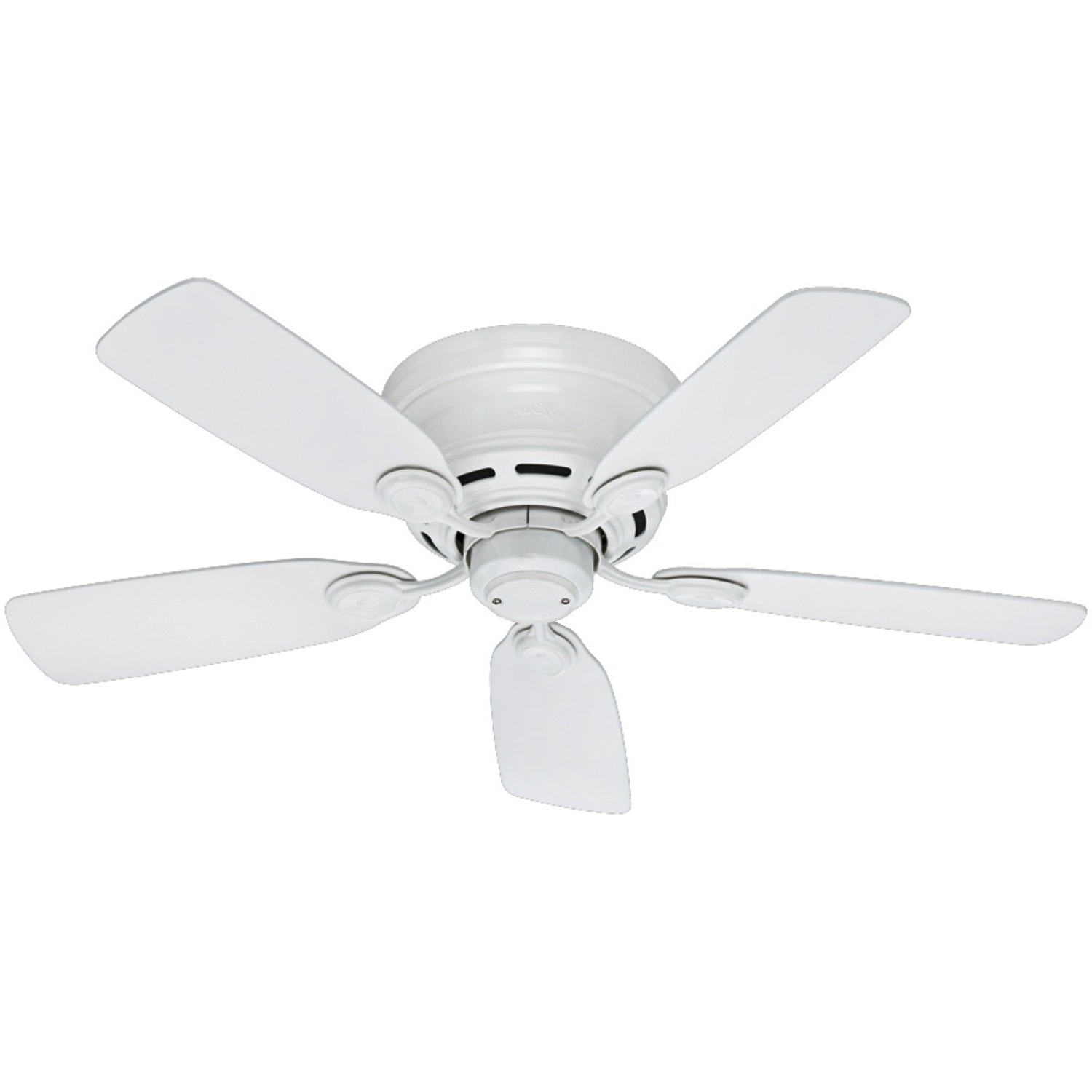 Preferred 42 Inch Outdoor Ceiling Fans Intended For Flush Mount Ceiling Fans Review – Choose The Best (View 16 of 20)