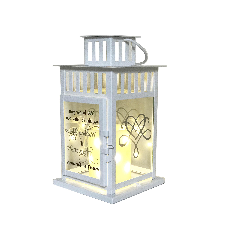 Preferred Memory Lantern Wedding Lantern Memory Table Wedding Candle (View 18 of 20)